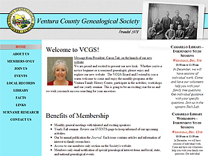 Ventura County Genealogical Society