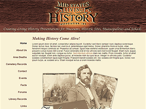 Mid States Living History Association, Inc.