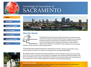Genealogical Association of Sacramento
