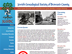 Jewish Genealogical Society of Broward County, Inc.