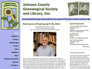 Johnson County Genealogy Society