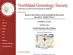 Northland Genealogy Society