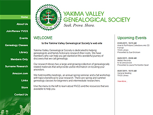 Yakima Valley Genealogical Society