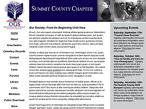 Summit County Chapter of the Ohio Genealogical Society