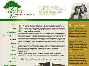 Topeka Genealogical Society