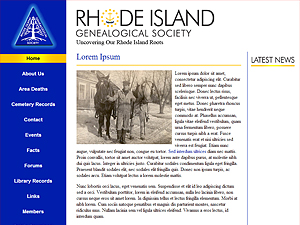Rhode Island Genealogical Society