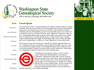 Washington State Genealogical Society