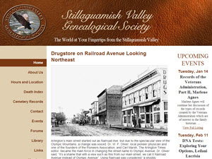 Stillaguamish Valley Genealogical Society