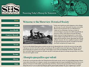 Shoreview Historical Society