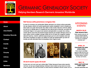 Germanic Genealogical Society