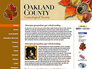 Oakland County Genealogical Society