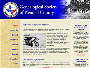 Genealogical Society of Kendall County