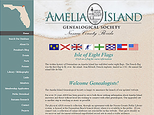 Amelia Island Genealogical Society