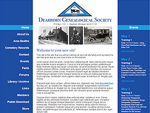 Dearborn Genealogical Society