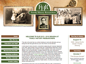 Family History Researchers