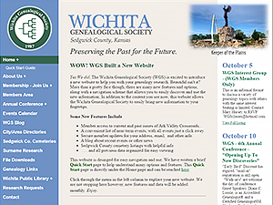 Wichita Genealogical Society