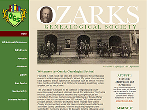 Ozarks Genealogical Society