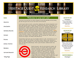 Heritage Quest Research Library