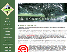 Marion County Genealogical Society