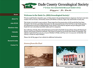 Dade County Genealogical Society