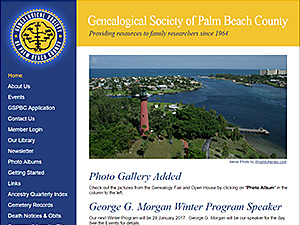 Genealogical Society of Palm Beach County