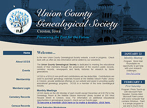 Union County Genealogical Society