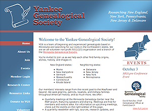 Yankee Genealogical Society