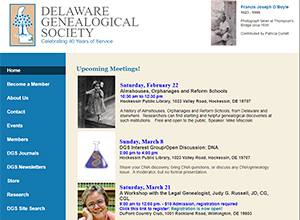 Delaware Genealogical Society