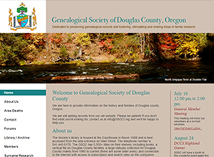Genealogical Society of Douglas County
