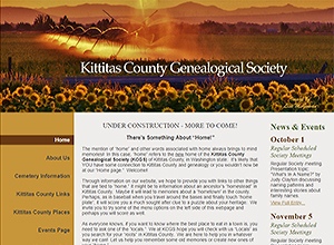 Kittitas County Genealogical Society
