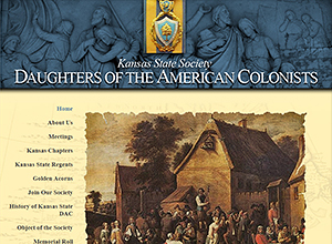Kansas State Society Daughters of the American Colonists