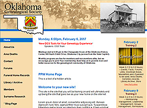 Oklahoma Genealogical Society