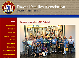 Thayer Families Association