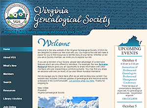 Virginia Genealogical Society