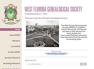 West Florida Genealogical Society
