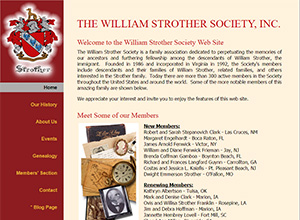 William Strother Society